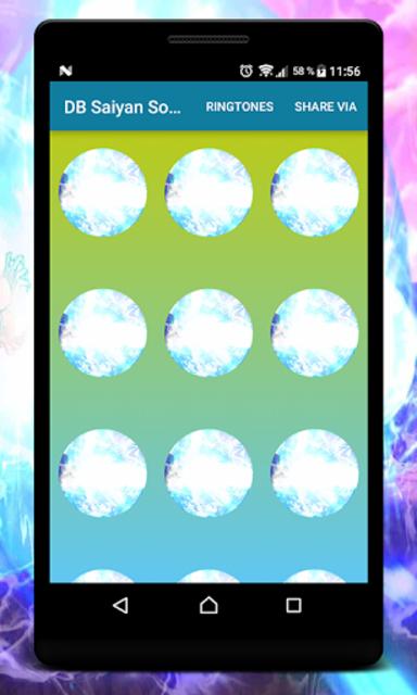 Super Saiyan Soundboard and Ringtones screenshot 1