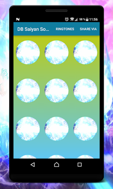Super Saiyan Soundboard and Ringtones screenshot 3