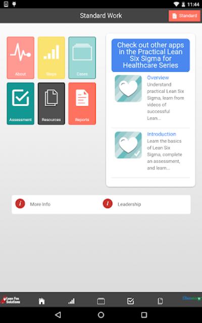 Healthcare Standard Work screenshot 15