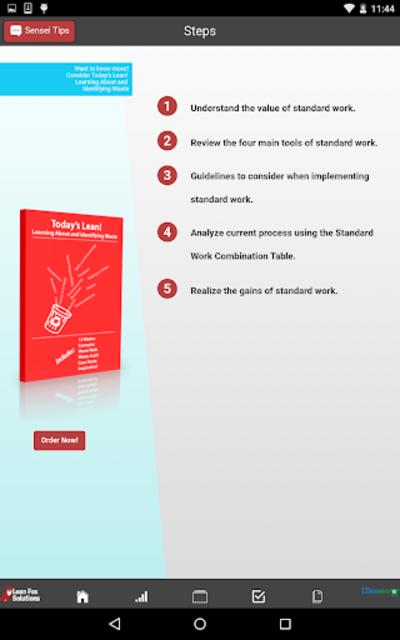 Healthcare Standard Work screenshot 16