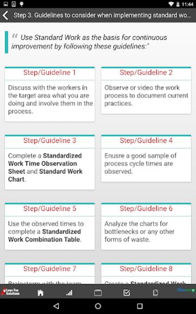 Healthcare Standard Work screenshot 18