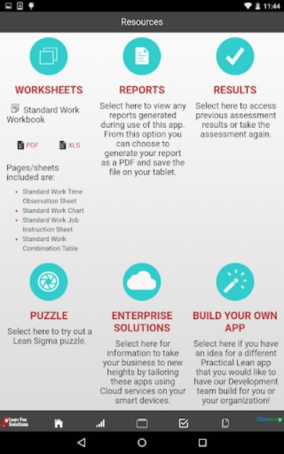 Healthcare Standard Work screenshot 21