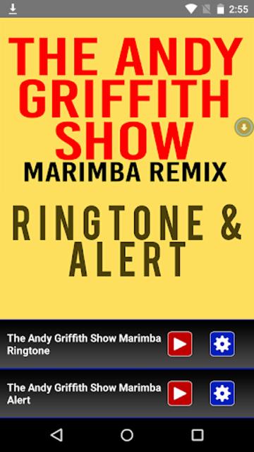 The Andy Griffith Show Marimba screenshot 1