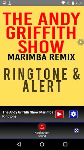 The Andy Griffith Show Marimba screenshot 3