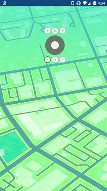 GPS JoyStick Fake GPS Location screenshot 1