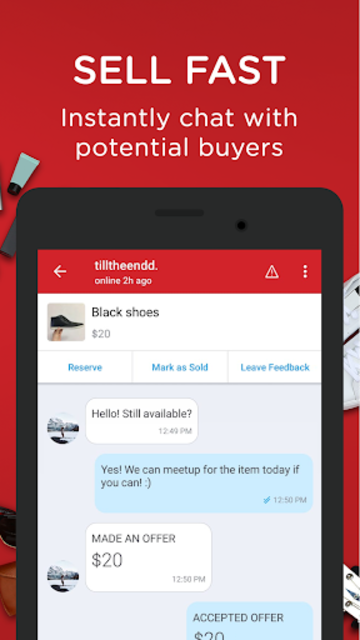 Carousell: Snap-Sell, Chat-Buy screenshot 3