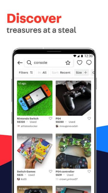 Carousell: Snap-Sell, Chat-Buy screenshot 5