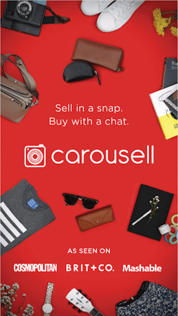 Carousell: Snap-Sell, Chat-Buy screenshot 8