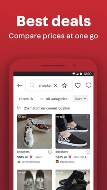 Carousell: Snap-Sell, Chat-Buy screenshot 7