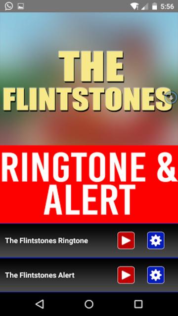 The Flintstones Theme Ringtone screenshot 1