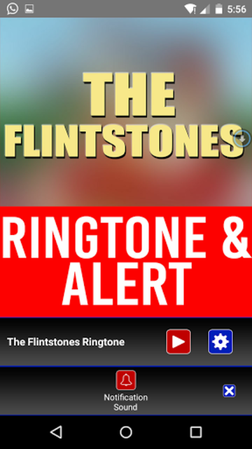 The Flintstones Theme Ringtone screenshot 3