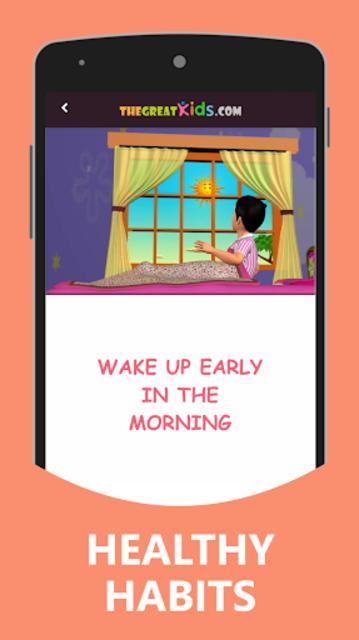 Good Habits & Manners for Kids screenshot 5