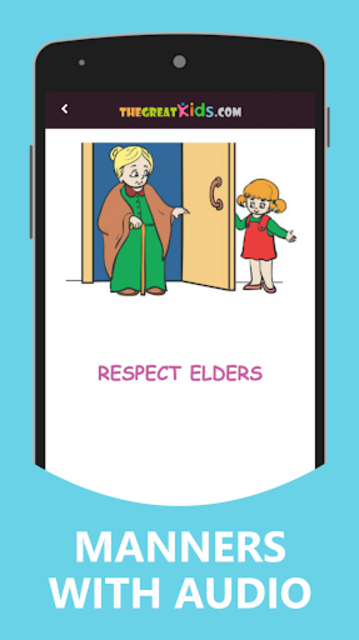 Good Habits & Manners for Kids screenshot 2