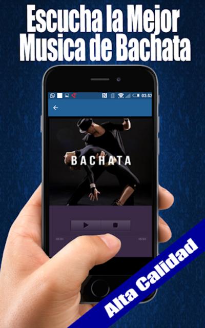 Musica Bachata Gratis screenshot 3