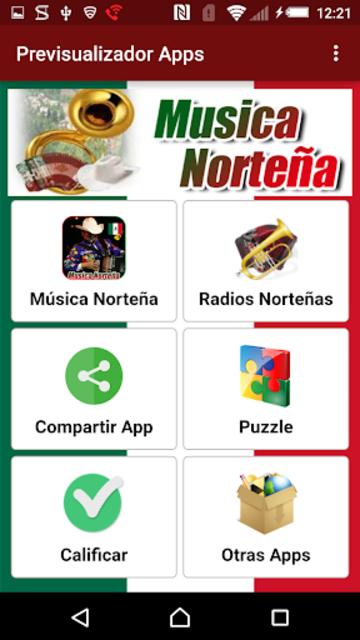 Musica Norteña Mexicana Gratis screenshot 9