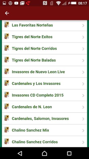 Musica Norteña Gratis screenshot 10