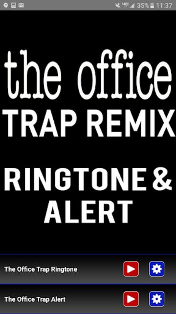 The Office Trap Remix Ringtone screenshot 2