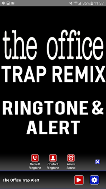 The Office Trap Remix Ringtone screenshot 3