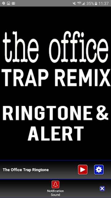 The Office Trap Remix Ringtone screenshot 4