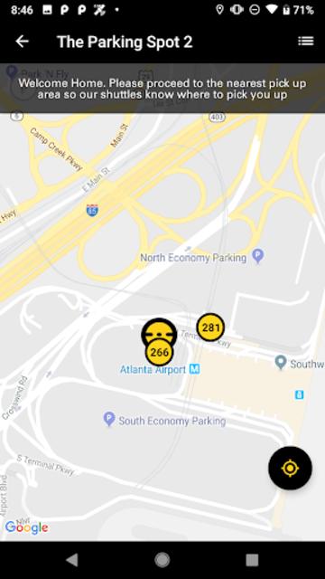 The Parking Spot screenshot 2