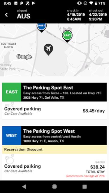 The Parking Spot screenshot 3