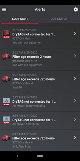 DryLINK screenshot 4