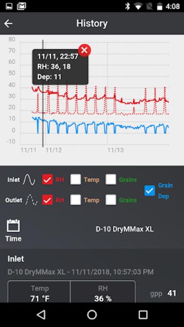 DryLINK screenshot 5