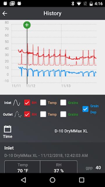 DryLINK screenshot 6
