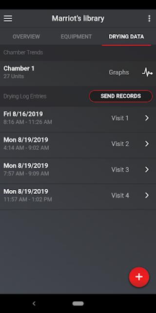 DryLINK screenshot 7
