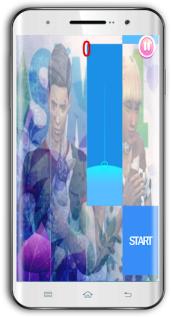 Magic The Sims4 Piano Tiles screenshot 4