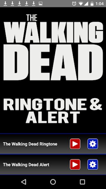 The Walking Dead Ringtone screenshot 2