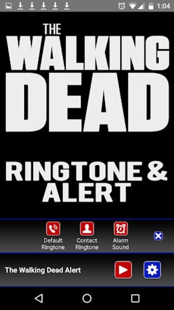 The Walking Dead Ringtone screenshot 3