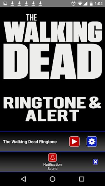 The Walking Dead Ringtone screenshot 4