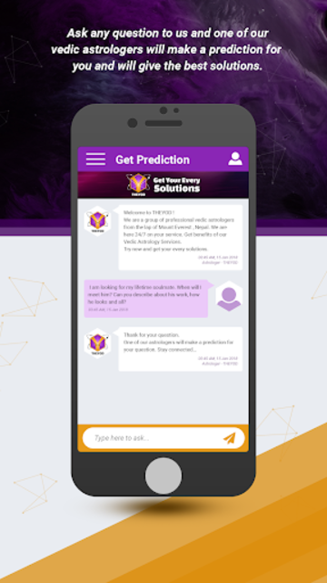 Astrology, Daily Horoscope :THEYOD-Live Prediction screenshot 9