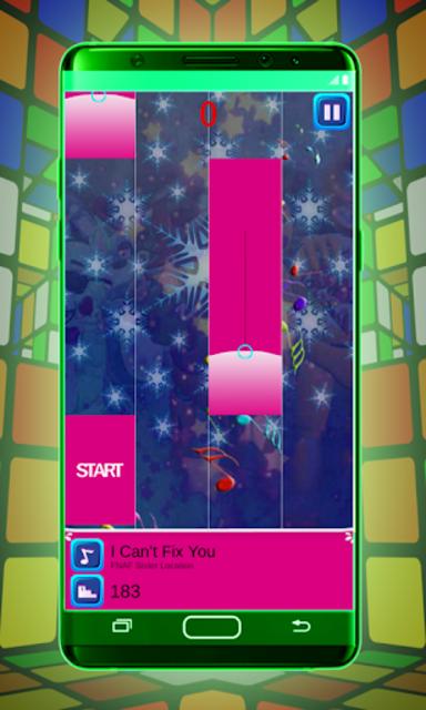 FNAF - Sister Location Piano Tiles Magic screenshot 2