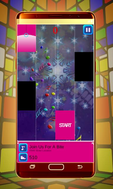 FNAF - Sister Location Piano Tiles Magic screenshot 3