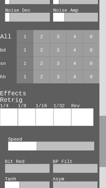 Dragon - Synth Drum Machine screenshot 4