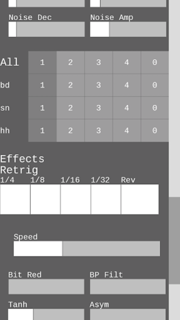 Dragon Drum Machine - Synth drums for Android screenshot 11