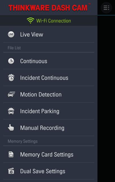 Thinkware Dashcam Viewer screenshot 2