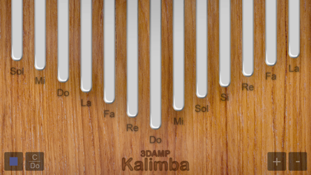 Kalimba screenshot 3