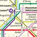 Icon for Metro Map: Paris (Offline)
