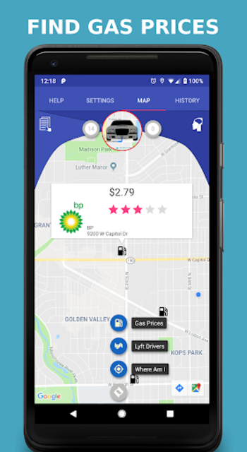Ride Companion for Uber and Lyft Drivers screenshot 5