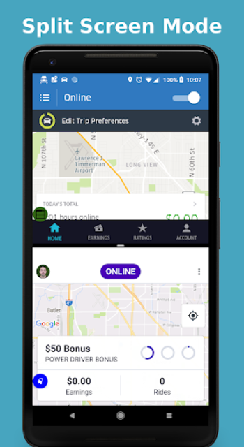 Ride Companion for Uber and Lyft Drivers screenshot 7