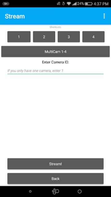 MotionEyeOS Controller Pro screenshot 2