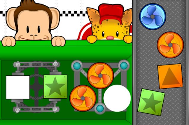 Monkey Preschool Fix-It screenshot 3