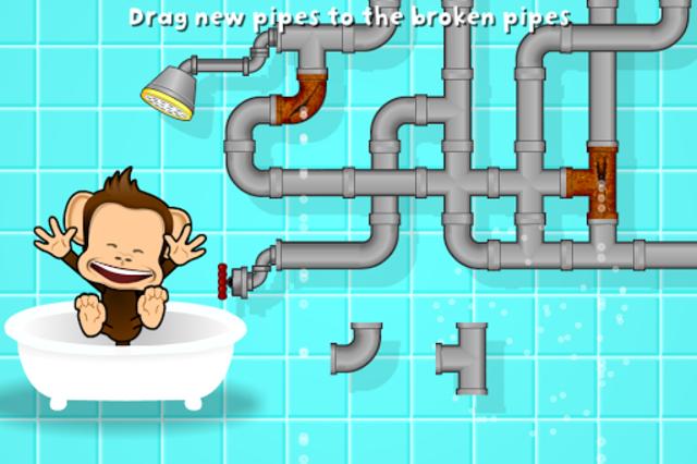 Monkey Preschool Fix-It screenshot 6