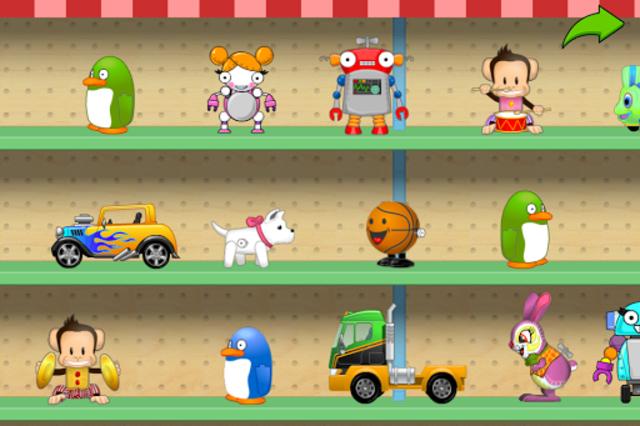Monkey Preschool Fix-It screenshot 7