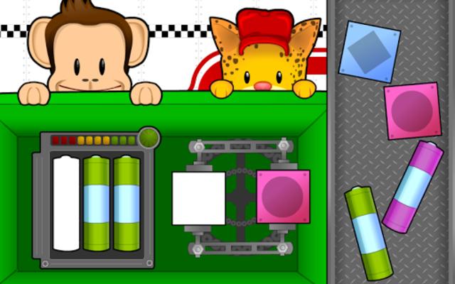 Monkey Preschool Fix-It screenshot 11