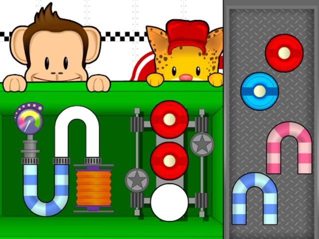 Monkey Preschool Fix-It screenshot 18