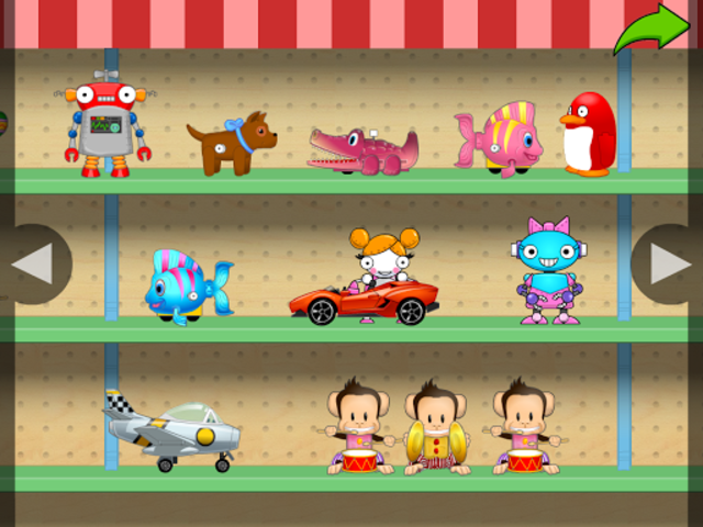 Monkey Preschool Fix-It screenshot 22